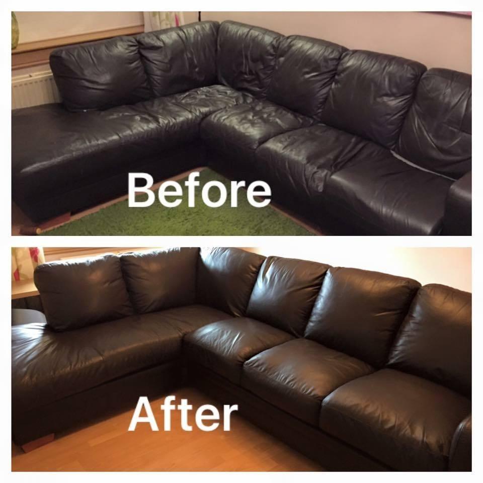 Leather Cleaning Chem-Dry Nova